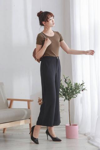 High Waist Suit Pants