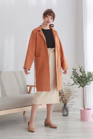 Long Blazers Suit Coat