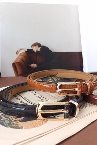 Simple Thin Belt