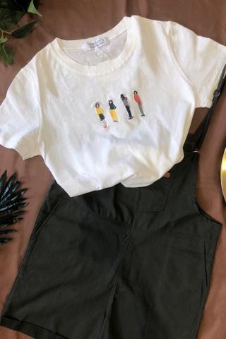 Four girls T-shirt
