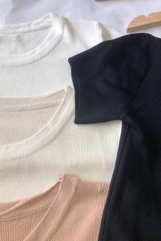 Pattern Knit Top